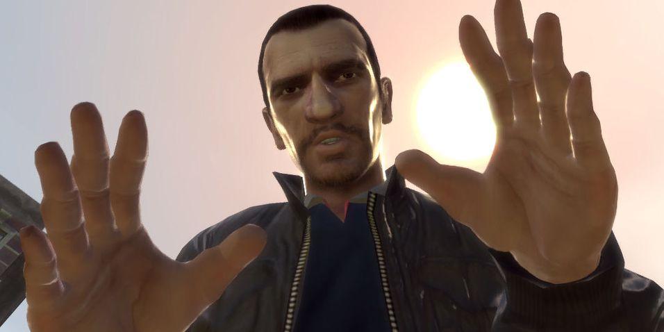 GTA IV årets spill