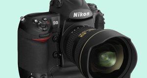 Programoppdateringer for Nikon D3x