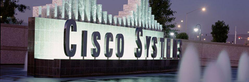 FSF saksøker Cisco