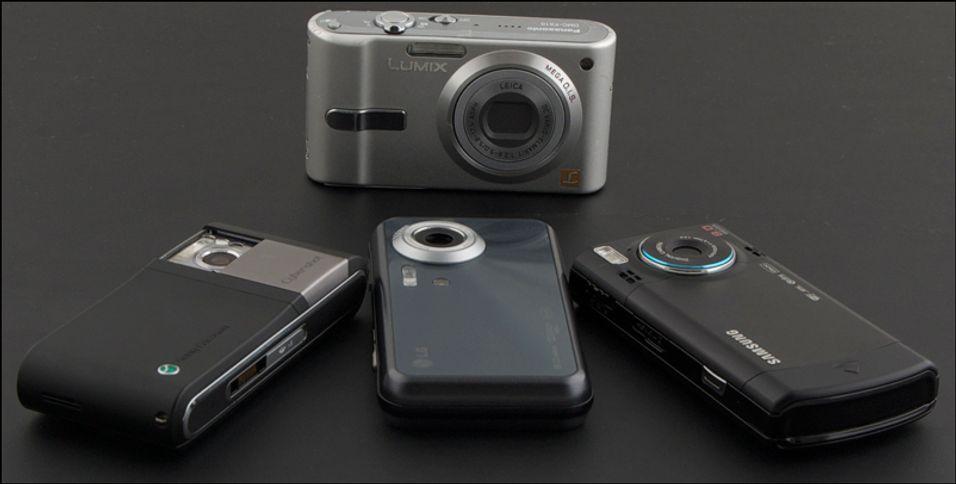 Kan mobilen måle seg med et fullblods kompaktkamera?