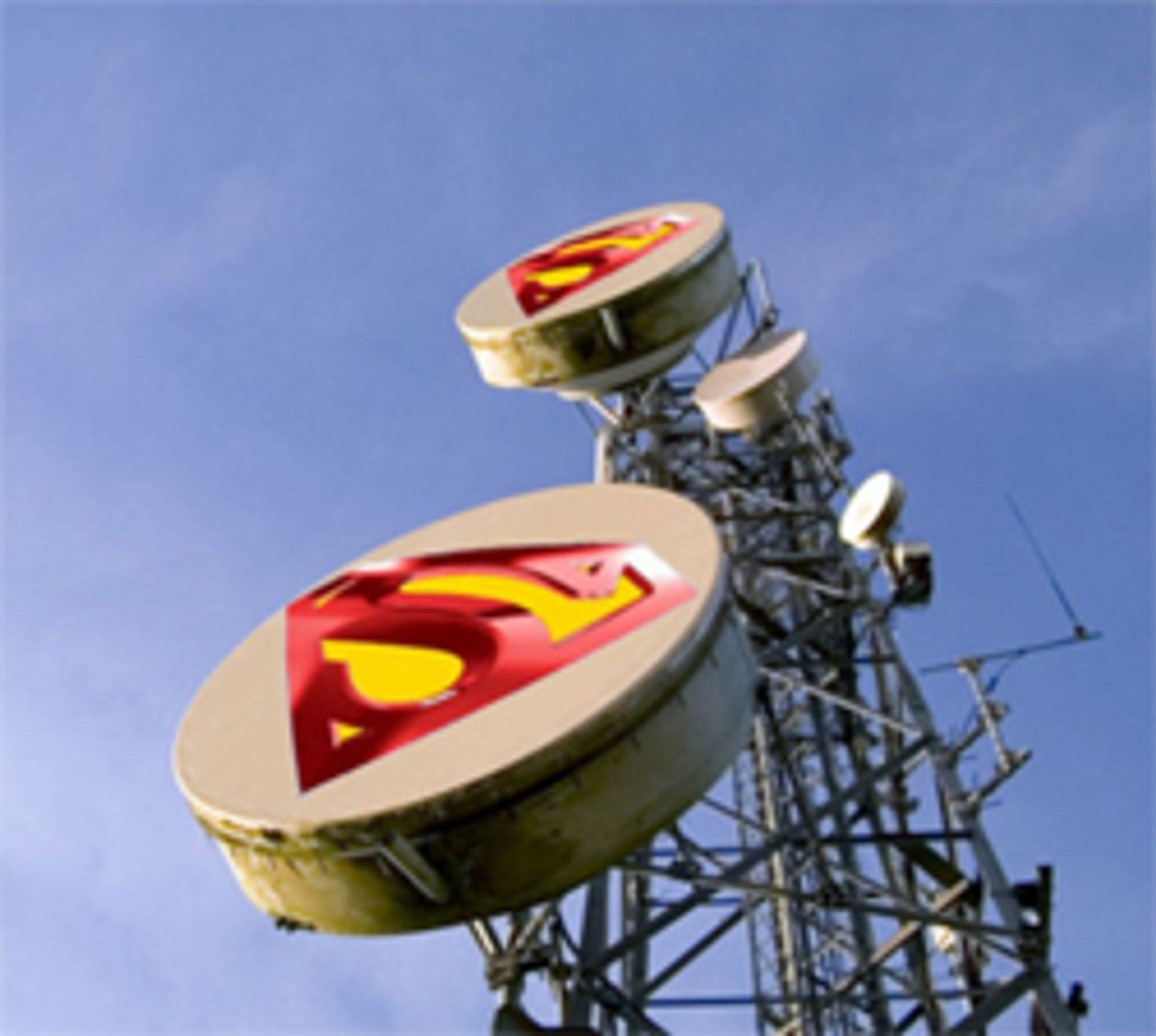 Super-3G blir enda raskere i 2009.