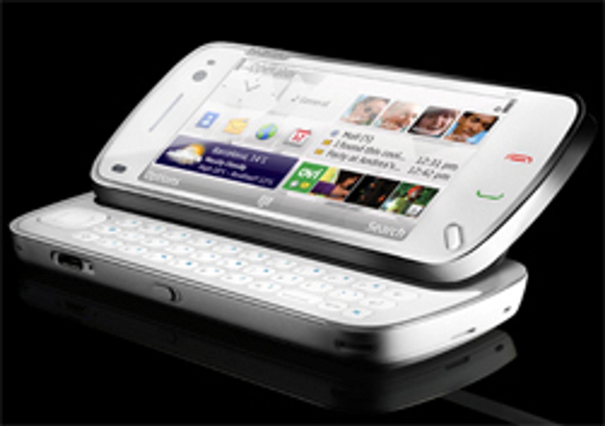 Teknologisk avanserte mobiler blir billigere til neste år.