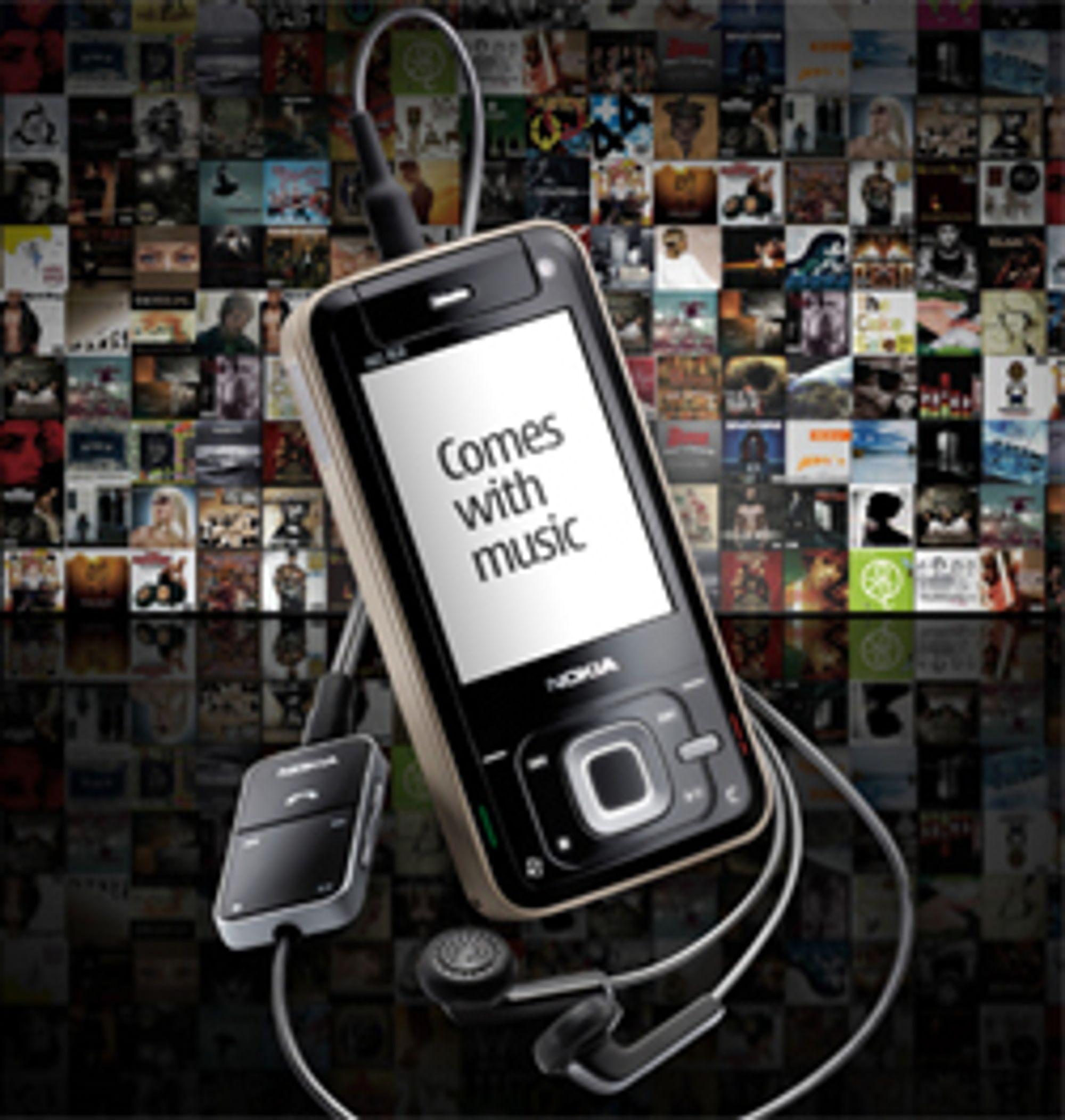 Neste år er det bare å forsyne seg med musikk til en fast pris.