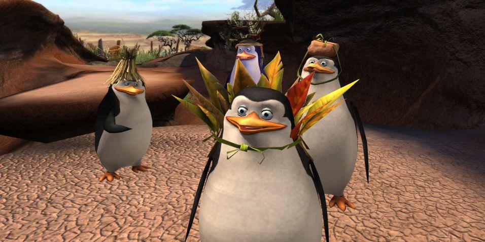 ANMELDELSE: Madagascar: Escape 2 Africa