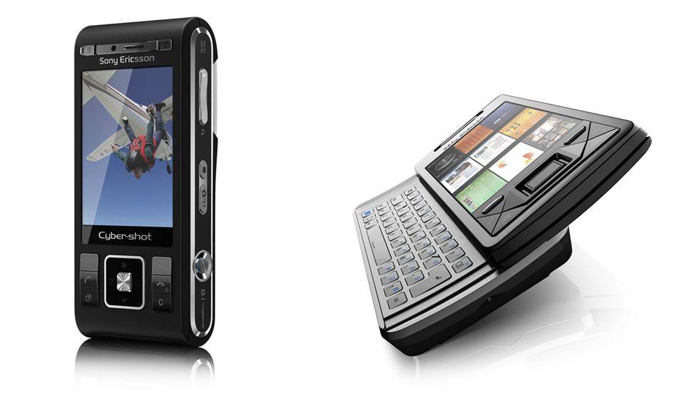 C905 og X1i er to av årets store snakkiser fra Sony Ericsson.