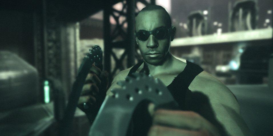 SNIKTITT: The Chronicles of Riddick: Assault on Dark Athena