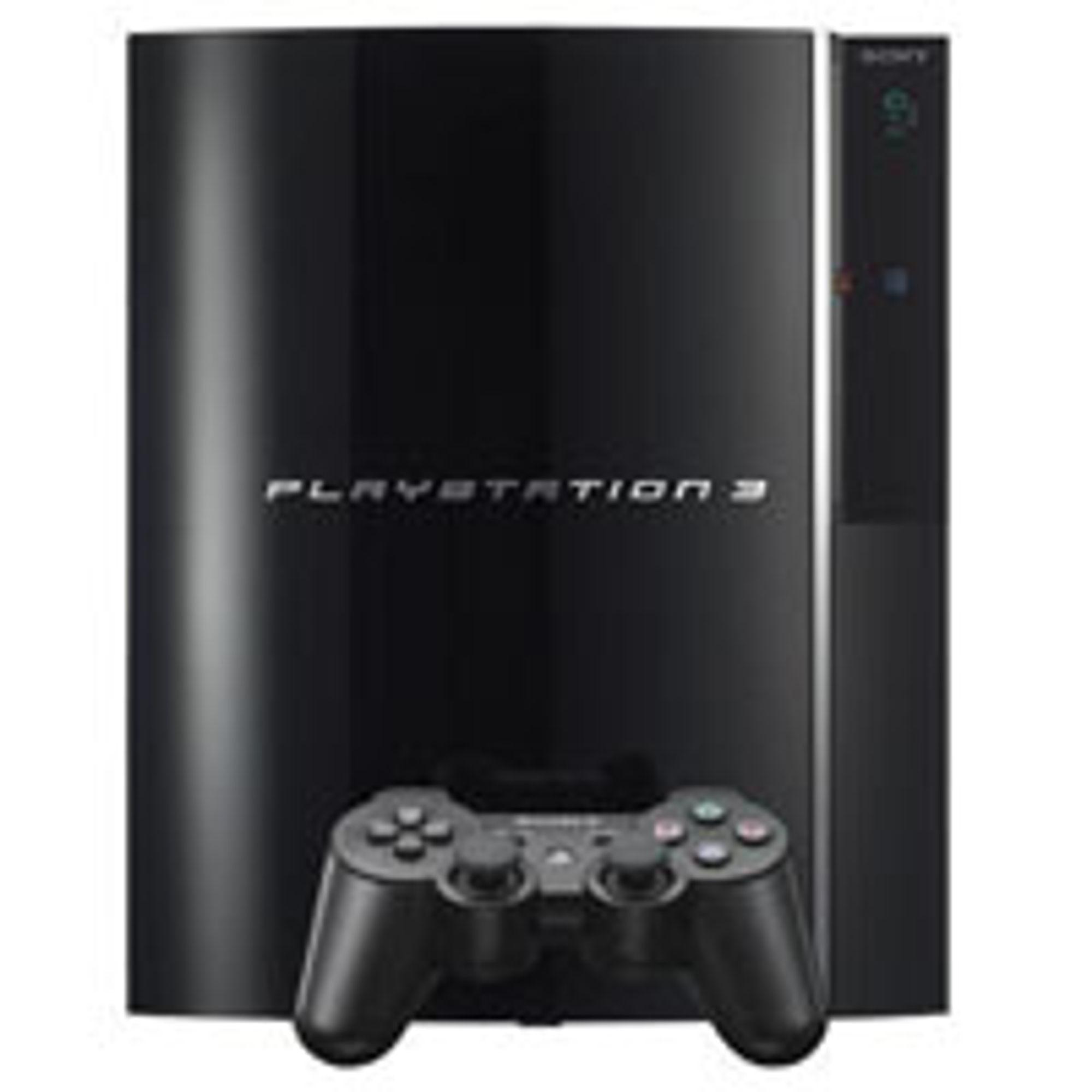 PS3 har knallgod Blu-ray-funksjonalitet (bilde: Sony)