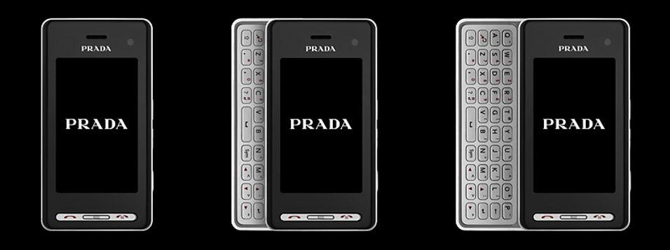 LG Prada II: Fristet? Men du får den ikke til jul.