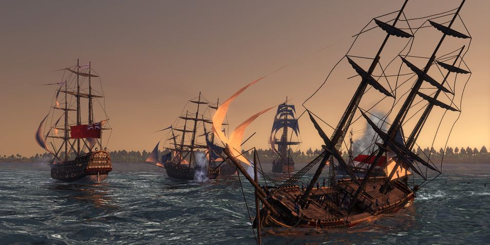 SNIKTITT: Empire: Total War