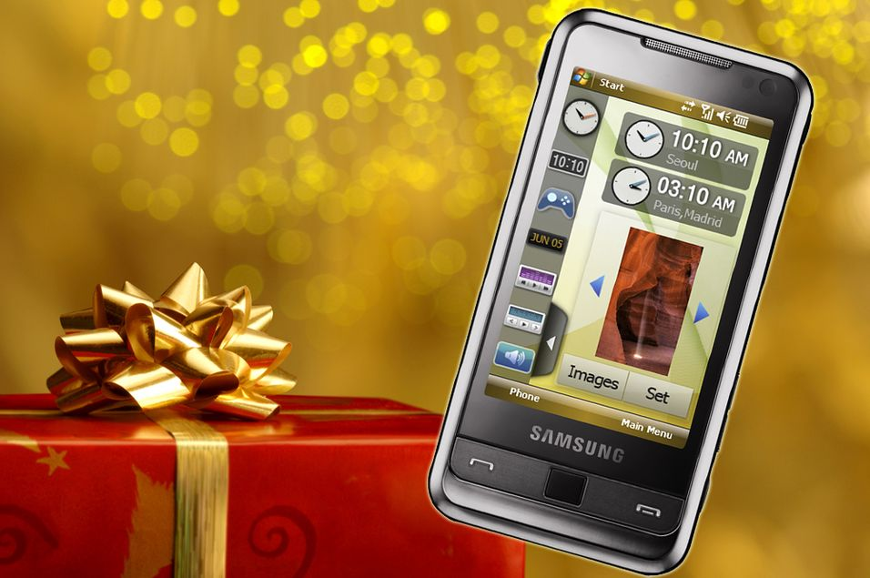 Luke 23: Vinn en Samsung Omnia