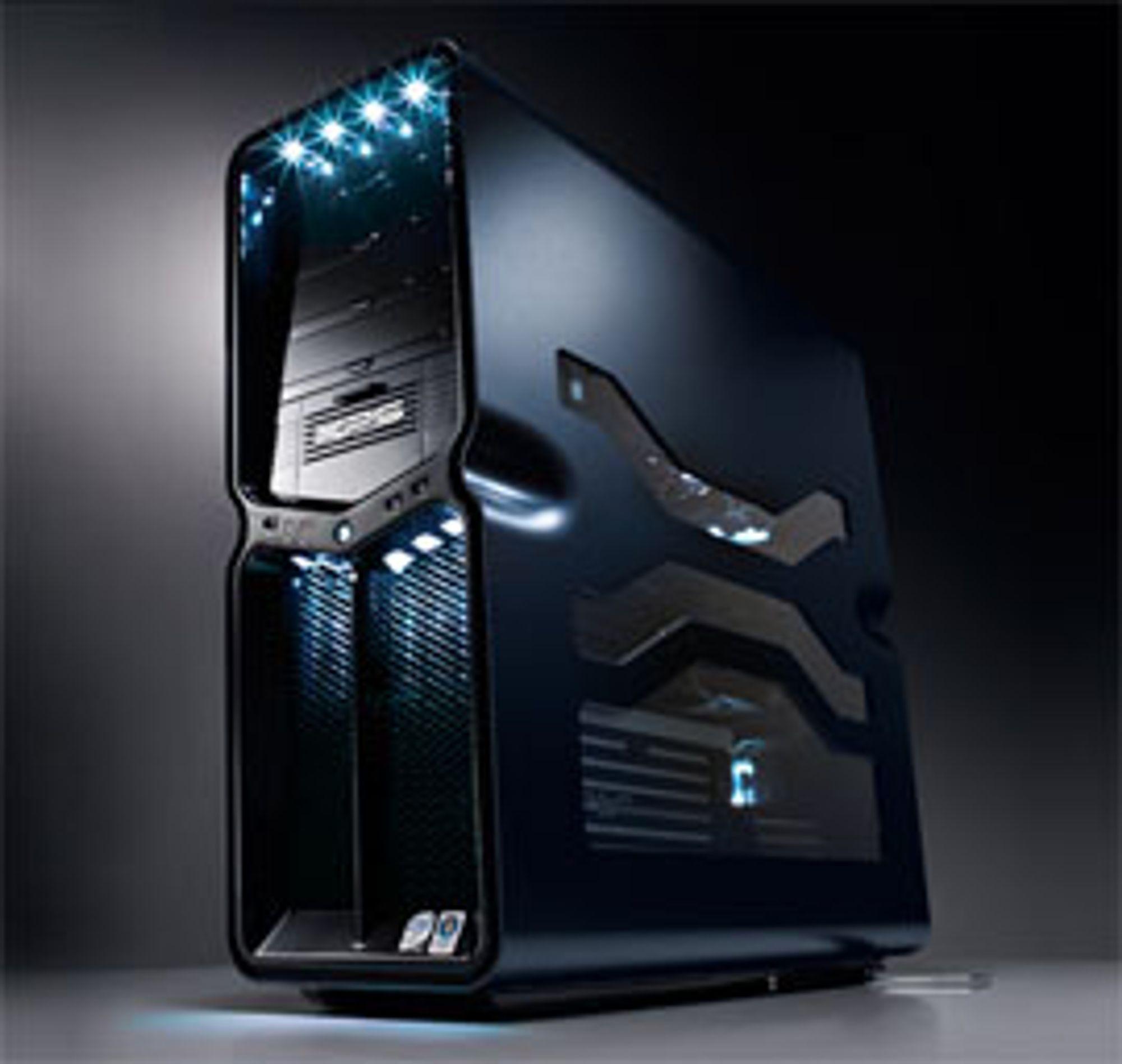 Den nye XPS-en fra Dell ser sinna ut!
