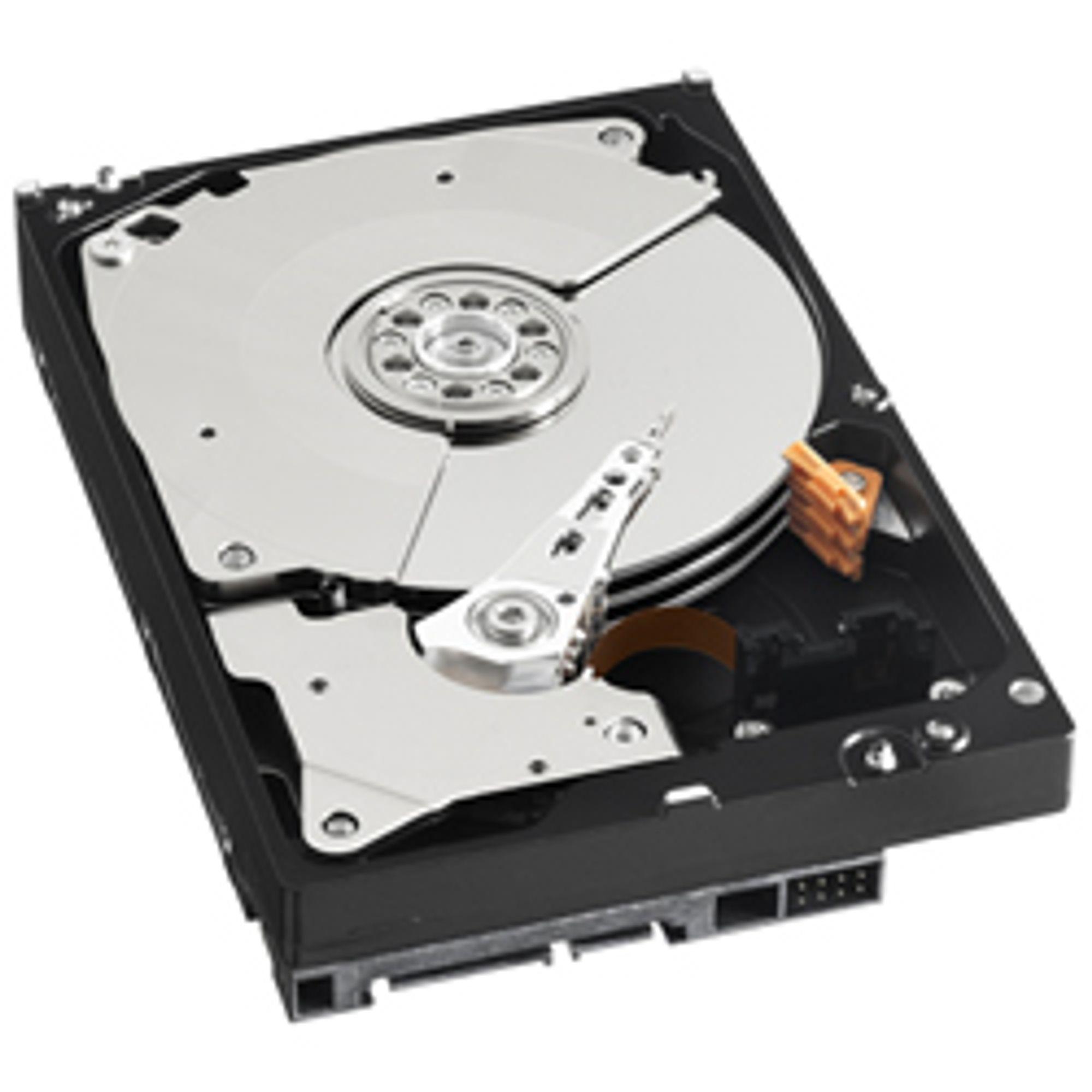 Moderne harddisk. (Foto: Western Digital)