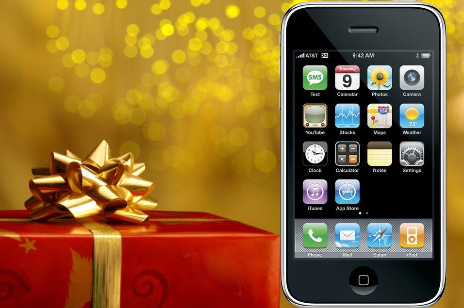 Luke 24: Vinn Apple Iphone 3G