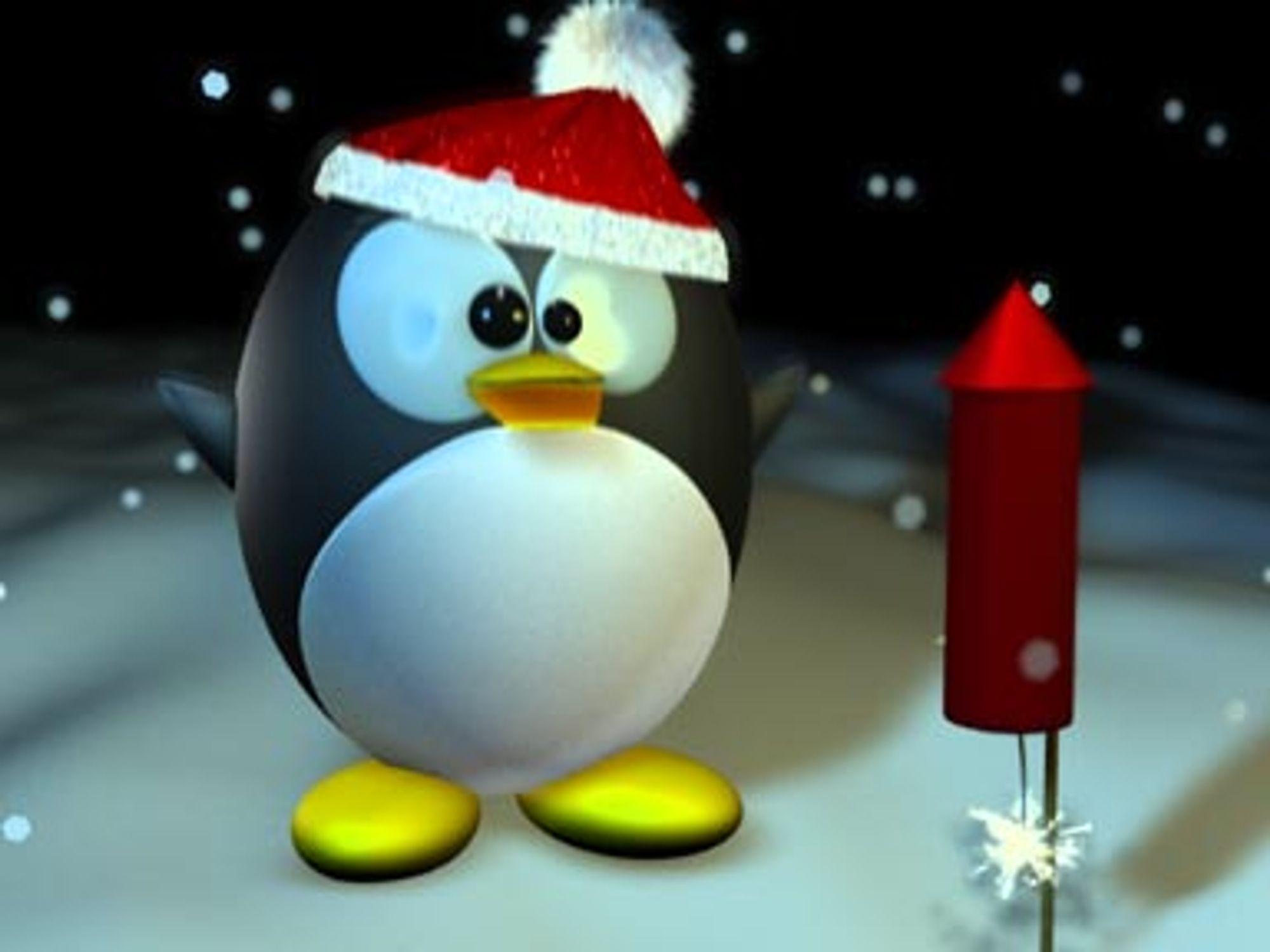 Vi gjør klart for Linux-året 2009