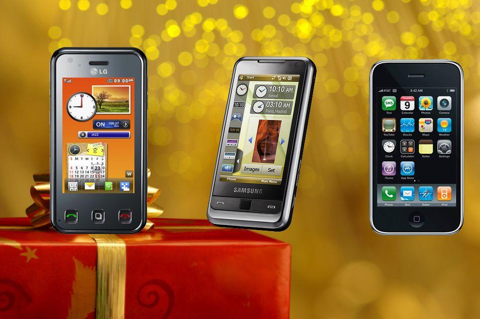 Vant du Iphone, Omnia eller Renoir?