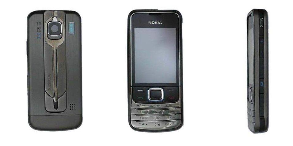 Ny trykkskjermtelefon fra Nokia?