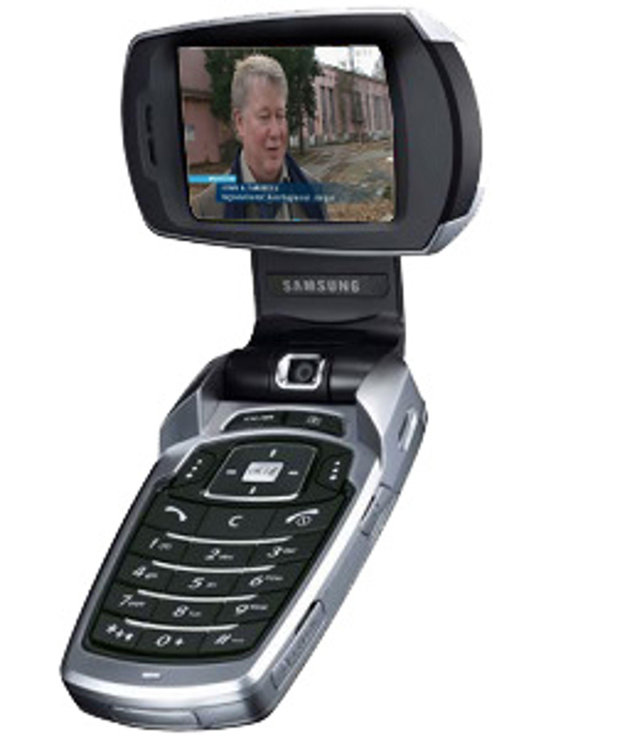 Mobil-TV via DAB-nettet kommer over nyttår.