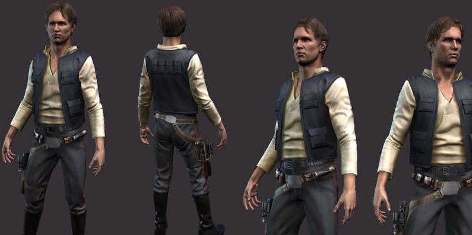Kriseutvikler jobbet med Star Wars-spill