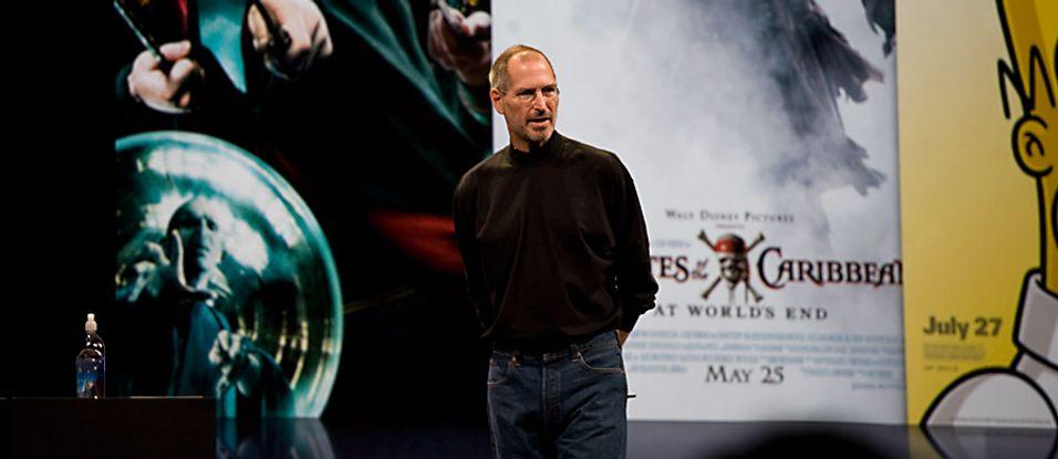 Steve Jobs innrømmer sykdom