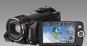 Et dusin nye videokameraer