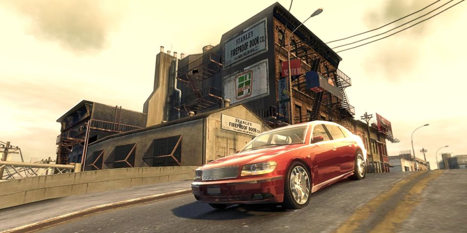 Seksåring lærte bilkjøring av GTA