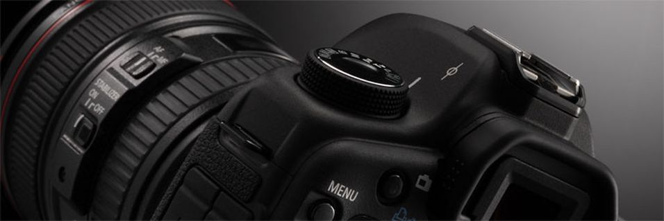 Ny firmware til EOS 5D MkII