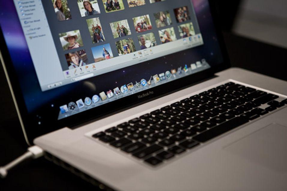 Nå er 17-tommers Macbook Pro skrota