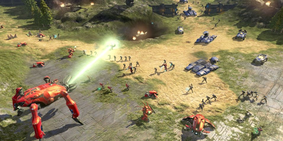 Halo Wars med demo