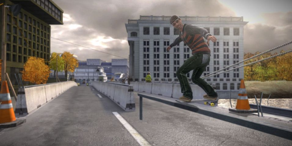 Neversoft dropper Tony Hawk