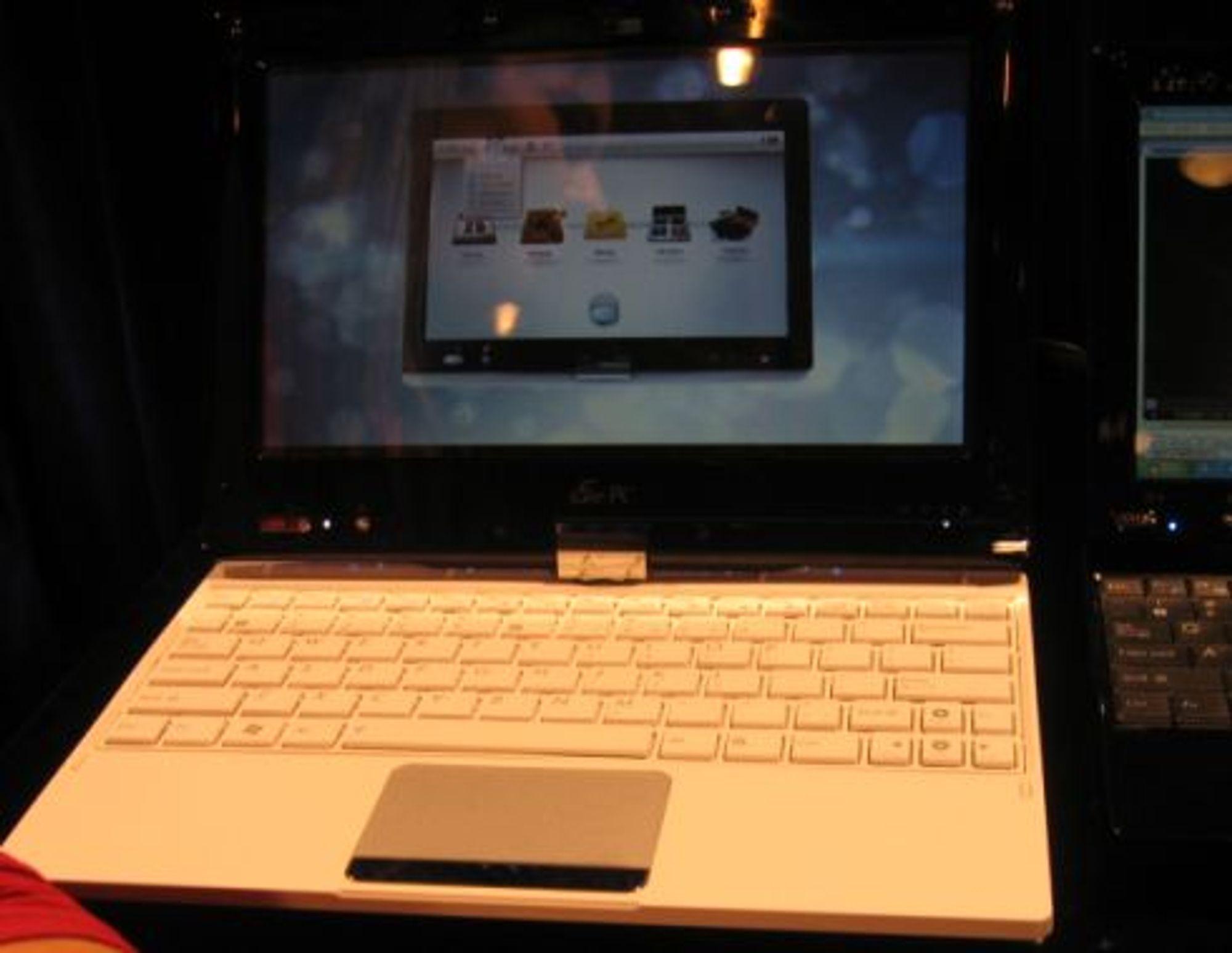 Eee PC T101H (bilde fra liliputing.com)
