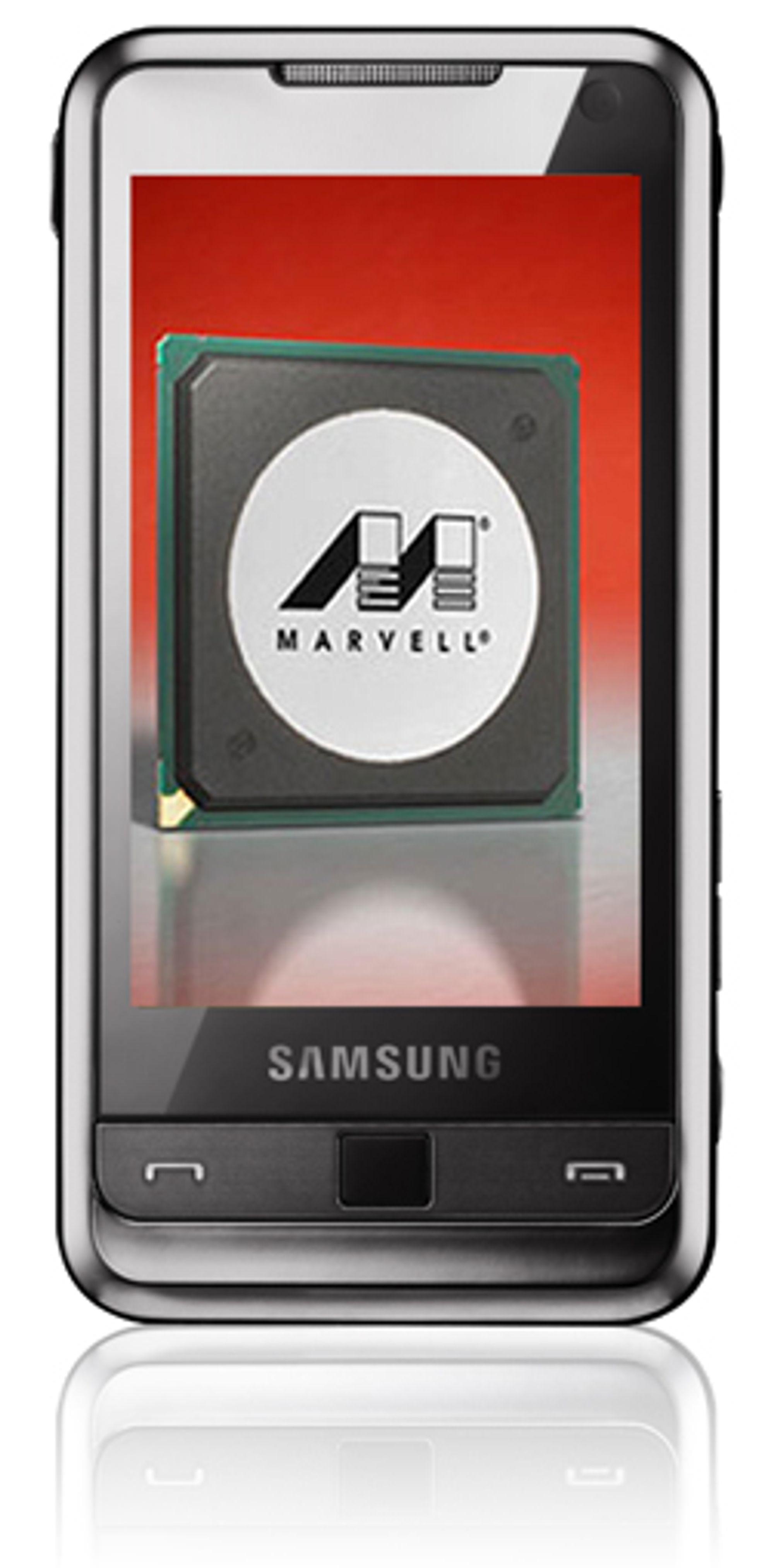 Med prosessorhastigheter på over 1 GHz åpner det seg nye muligheter på mobiltelefoner.