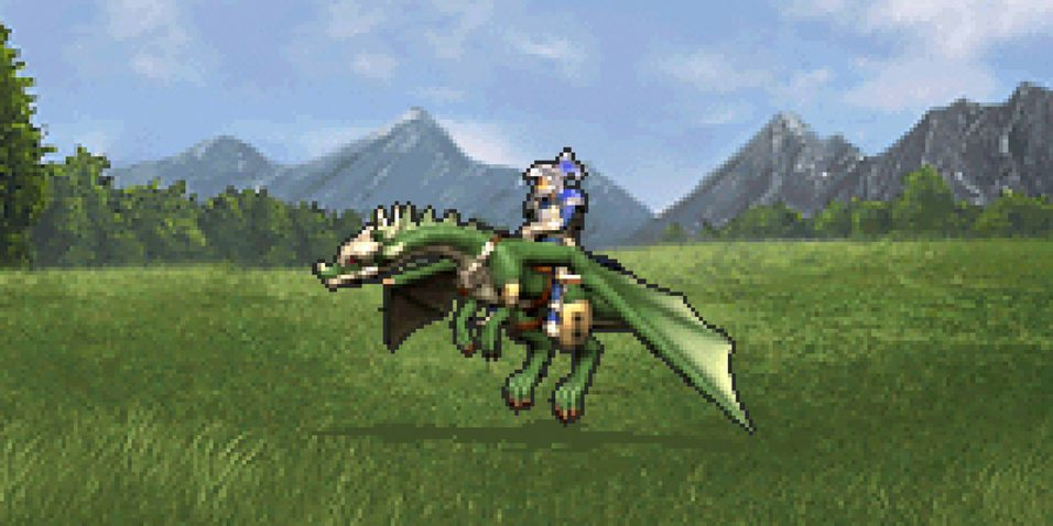 ANMELDELSE: Fire Emblem: Shadow Dragon