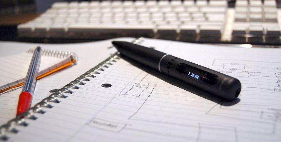 Pulse Smartpen kan nok beskrives som studentens drømmeverktøy.