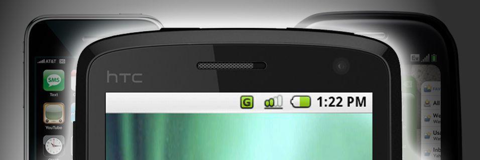 Palm og Apple bør skjelve i buksene, dersom vi skal tro en topp hos operatøren Telstra.