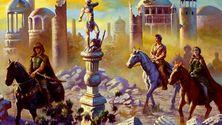 Fantasy-bøker blir spill