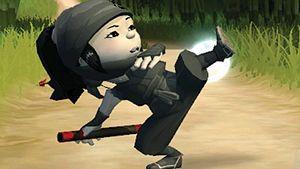 – En ekte ninjaopplevelse