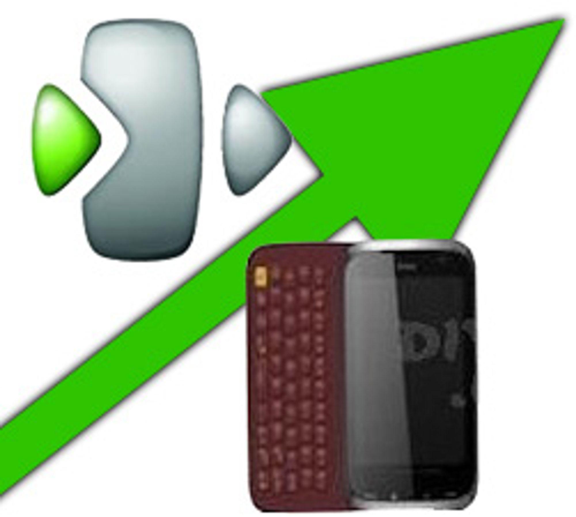 I en stor lekkasje for en uke siden dukket blant annet denne HTC-modellen opp, og fremstår som en Touch HD med tastatur.