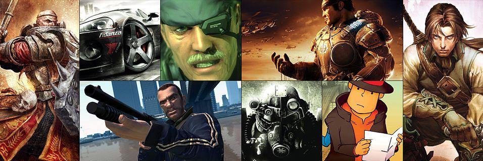 Stem på fjorårets beste spill