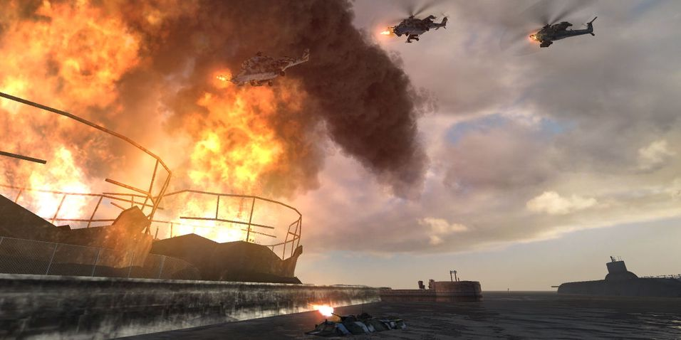 Mer World in Conflict til PC