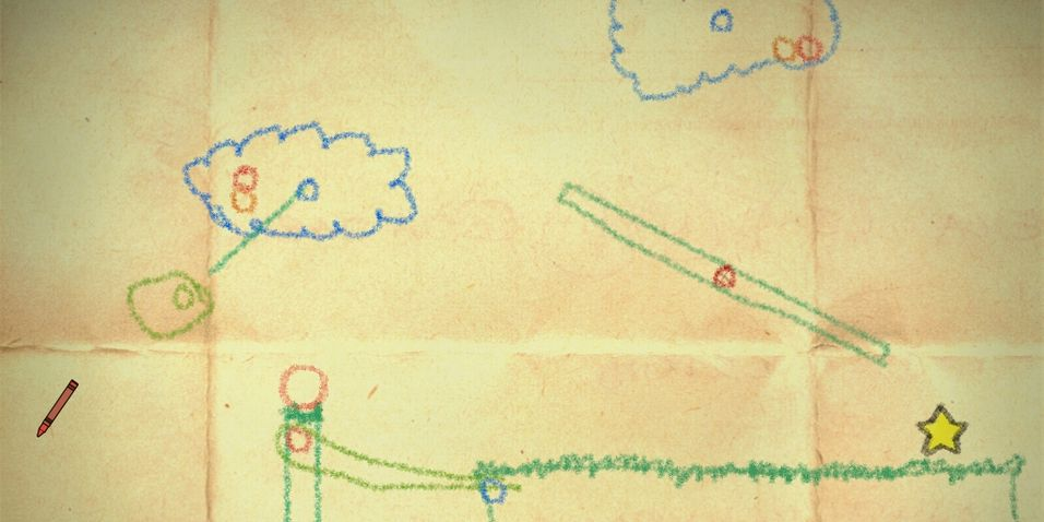 ANMELDELSE: Crayon Physics Deluxe