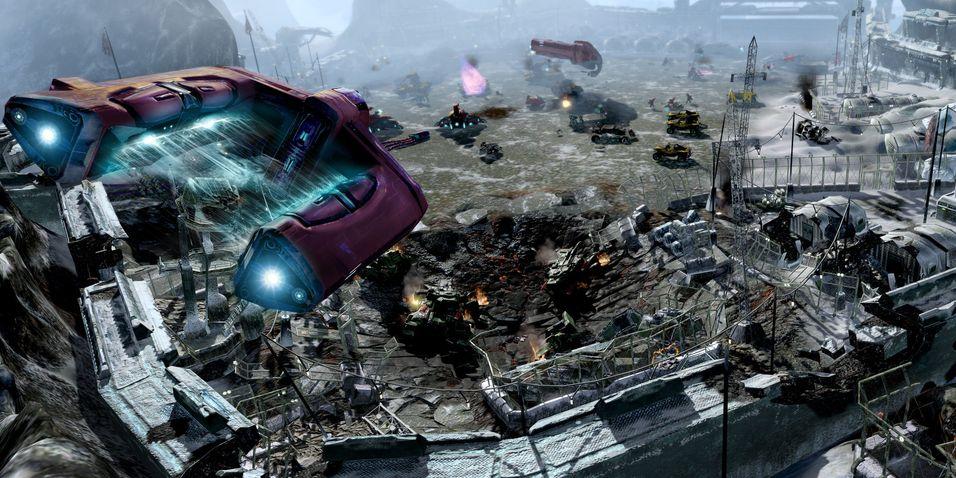 Halo Wars er ferdig