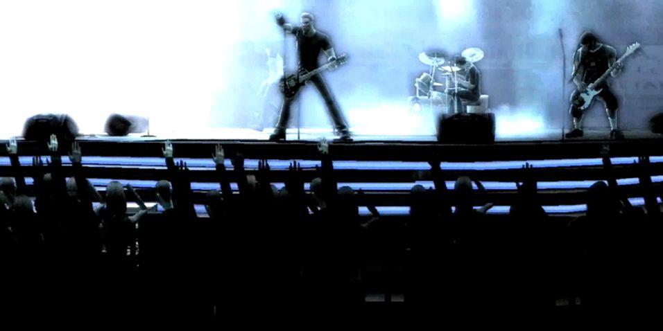 Metallica-låter annonsert