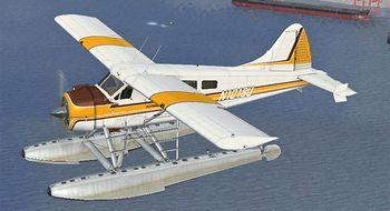 Flight Sim lever videre