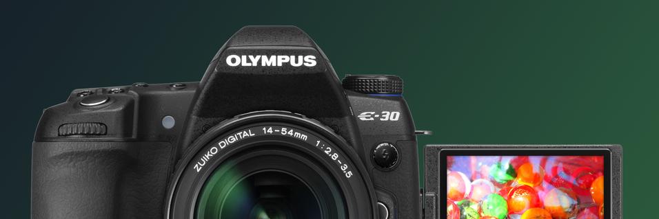 TEST: Olympus E-30