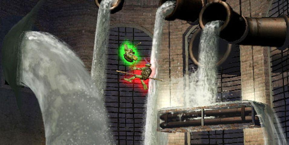 Nytt Turtles-spill avslørt