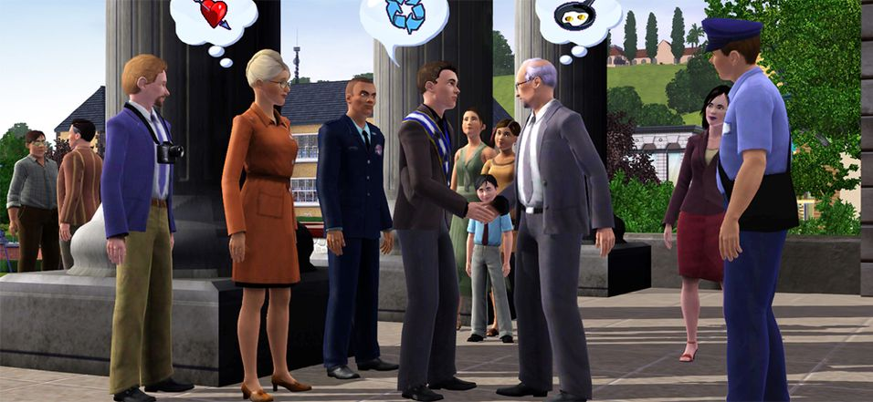 The Sims 3 forsinket?