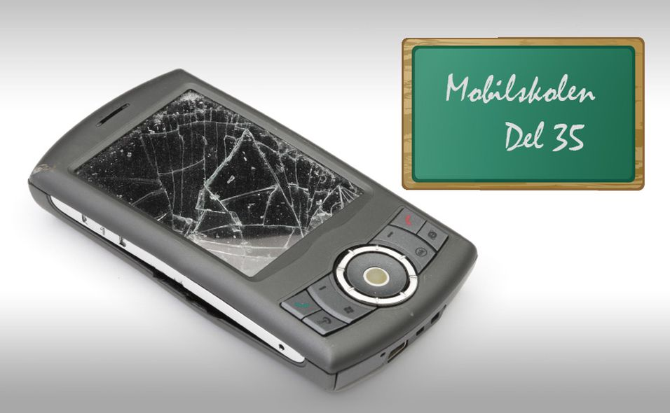 Hva tåler egentlig mobilen din?