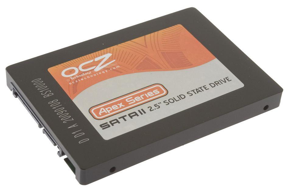 TEST: OCZ Apex 120 GB