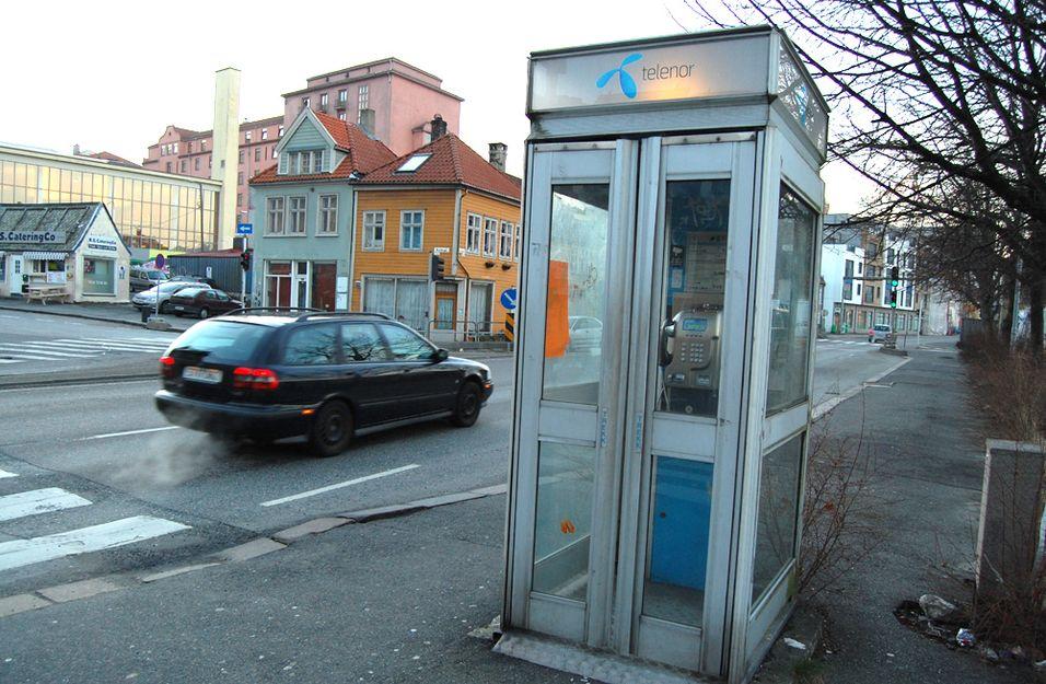 Retrotest: Vi tester denne telefonkiosken