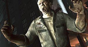 Snart mer zombiesplatting
